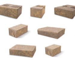 Versa Lok Mosaic Small Serpentine Wall